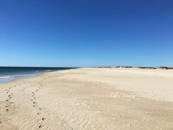 Ilha de Tavira strand