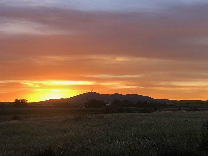 zonsondergang fuseta