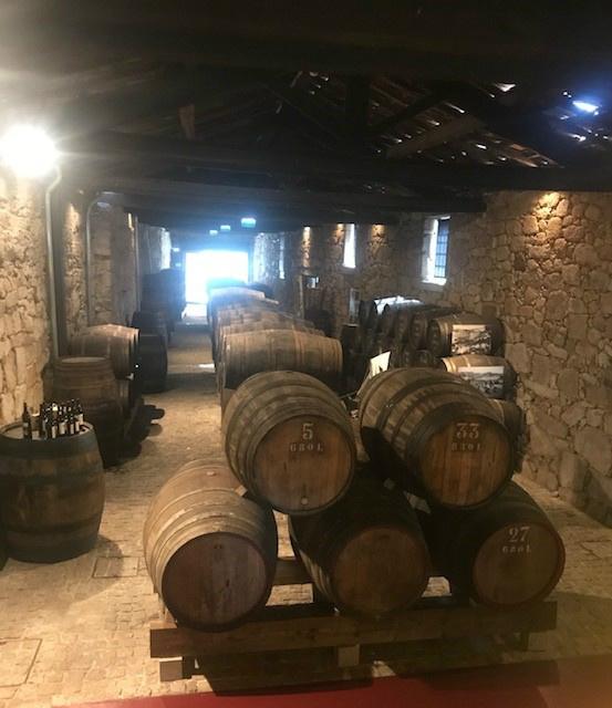 wijnkelder quinta dos corvos