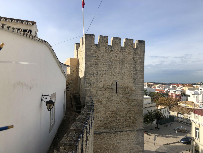 loule kasteel toren