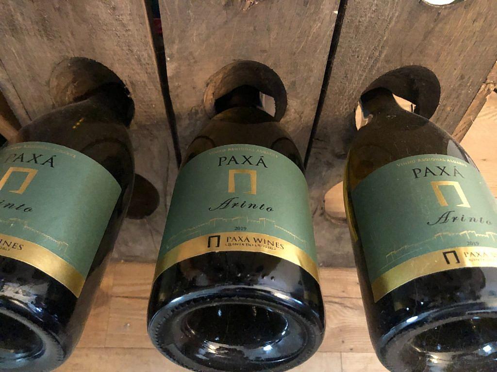 paxa wines arinto