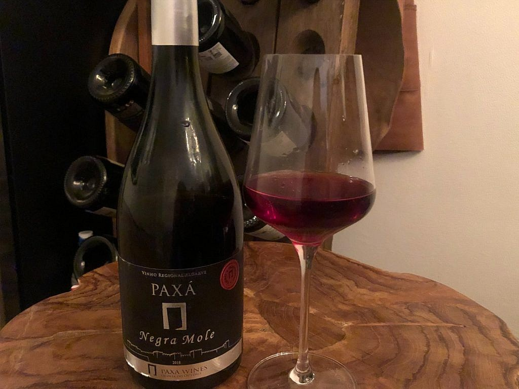 paxa wines negra mole
