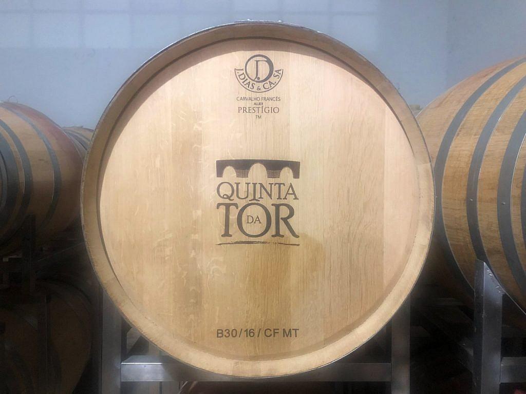 quinta da tor wijnvat